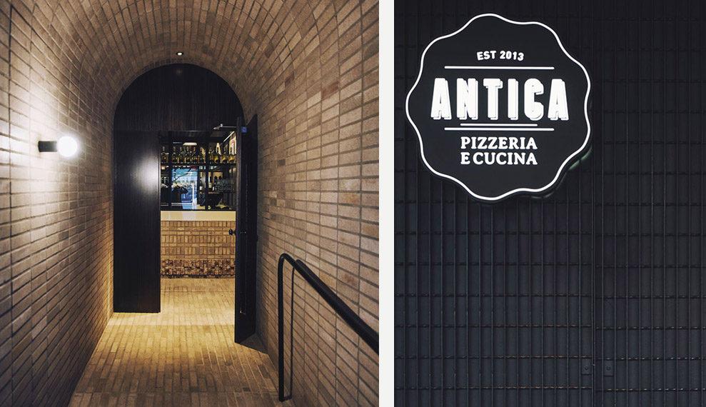 Antica Pizza Image